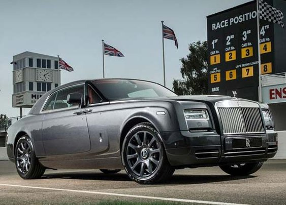 Rolls-Royce Unveils Bespoke Chicane Phantom Coupe