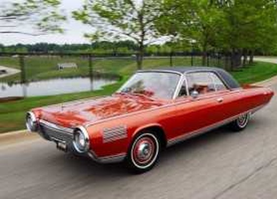 Whoosh! The Futuristic, Innovative Chrysler Turbine Car Turns Fifty