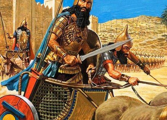 Badass  - Hammurabi