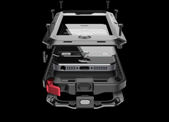 LUNATIK TAKTIK iPhone Case   Behance