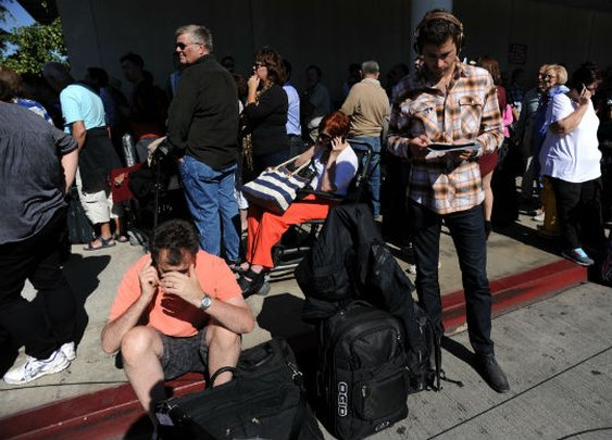 LAX Shooting Not A Random Event - There Is Nothing Random About The LAX Shooting - Esquire