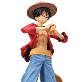 Monkey D. Luffy - One Piece Action Figure