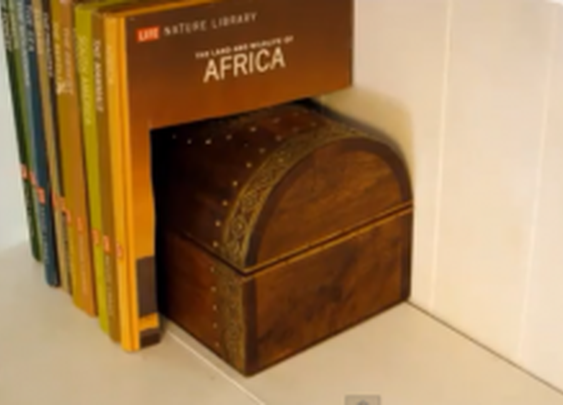 DIY Multi-book Secret Compartment | StashVault