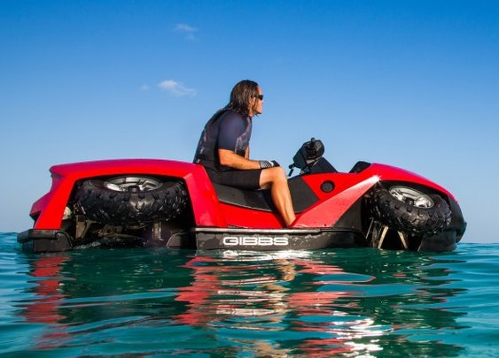 Quadski | GearMoose - Stuff For Guys