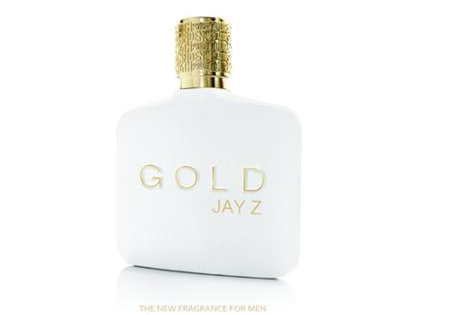 "Jay Z Releases New Men's Fragrance - ""Gold Jay Z"""