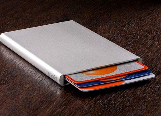 Secrid Aluminum Card Protector | GearMoose - Stuff For Guys