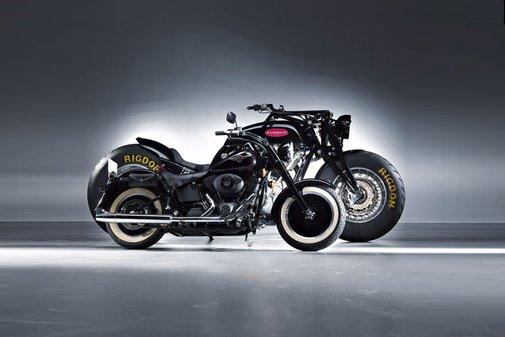 Gunbus 410 Motorcycle - Bonjourlife