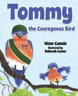 Tommy The Courageous Bird - The bird that was afraid of heights