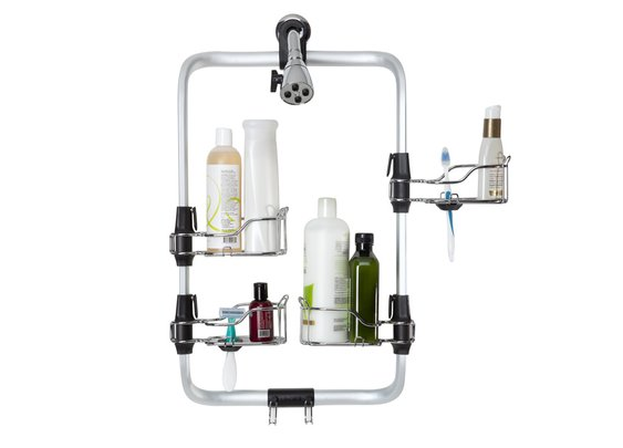 Customizable Shower Station | GearMoose - Stuff For Guys