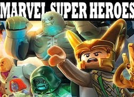 Titan Gamer: LEGO MARVEL Super Heroes Walkthrough!