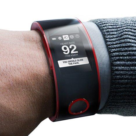 Nismo smartwatch by Nissan | Dezeen.com