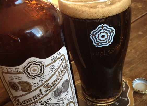 Samuel Smith's Imperial Stout