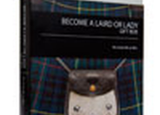 Become a Laird or Lady Gift Box: Scottish Land!