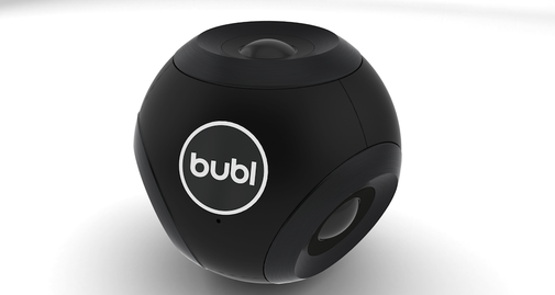 Bubl 360º Camera | The Coolector