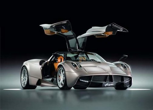 The World's Most Expensive Cars Of 2013