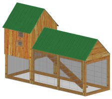 Build A Chicken Coop | Plans Download