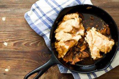 Sweet potato cobbler   Homesick Texan