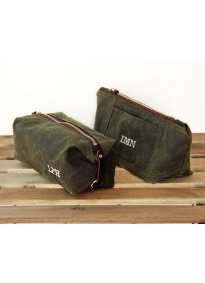 His and Hers Toiletry Bags Set, Personalized Gifts for Couples, Travel, Large Toiletry Bags