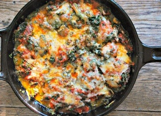 Dinner in a Skillet:  10 Recipes to Make in Your Cast Iron Pan | The Kitchn