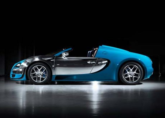 Bugatti Veyron Vitesse Meo Costantini