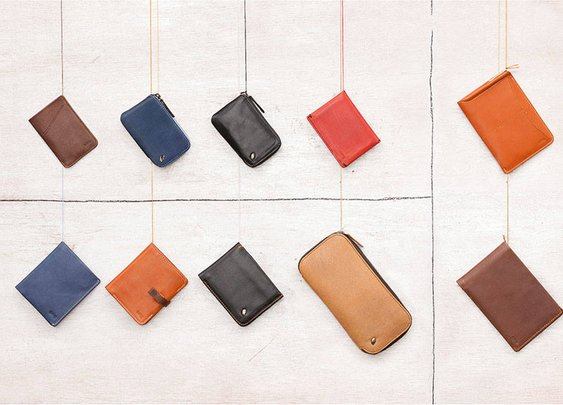 Wallets - Slim Leather Wallets by Bellroy
