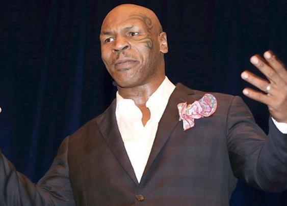 Mike Tyson life chronicled