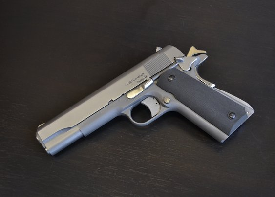 World's First 3D Printed Metal Gun Manufactured by Solid Concepts » Solid Concepts, Inc.