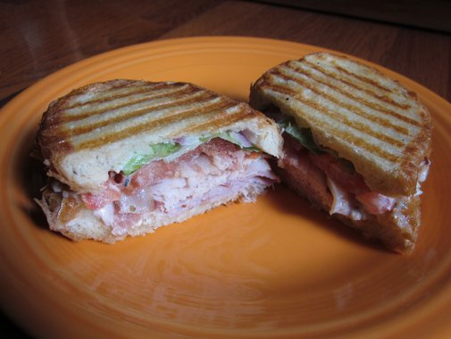 » How to Make a Bacon Club Panini