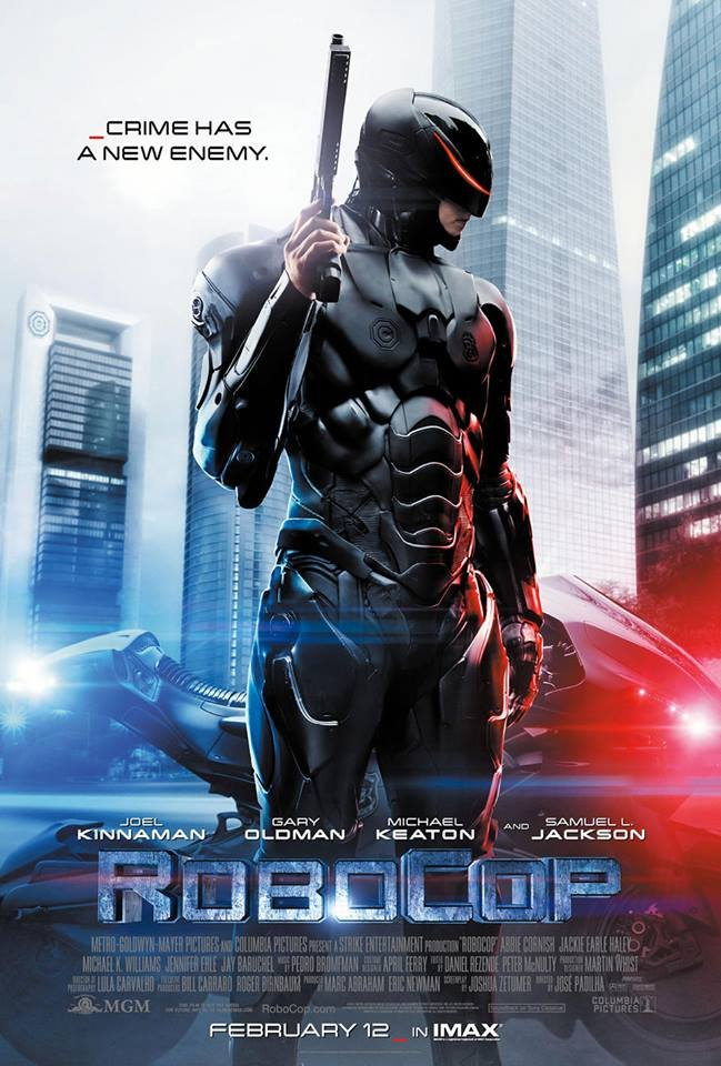 The 'RoboCop' Remake Gets a Tone-Heavy Second Trailer