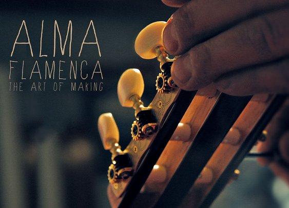 The Art of Making - Alma Flamenca