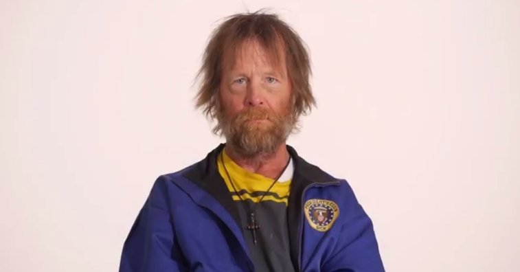 Time-Lapse Shows Incredible Transformation of Homeless Veteran's Life