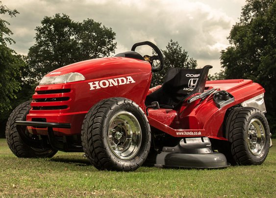 Gifts for Men - Honda Mean Mower