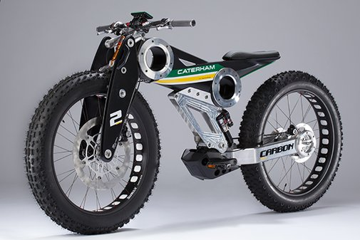 Caterham Group Launches Motorcycle Division