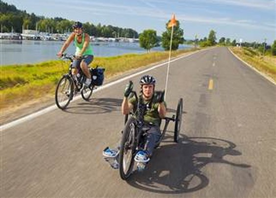 Quadriplegic man, partner riding 10,000 miles to Patagonia  - TODAY.com