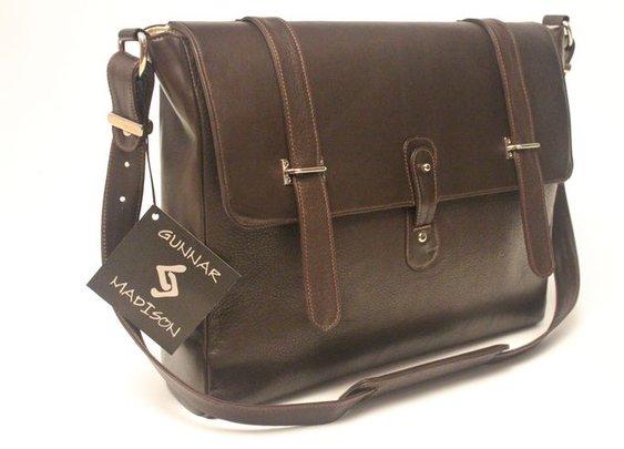 Gunnar Madison Overland bag