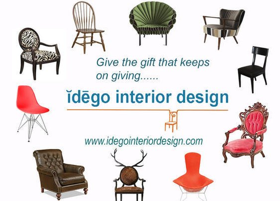The Gift That Keeps On Giving  -  Idego Interior Design