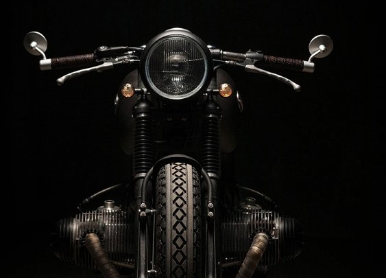 Bmw R80 Mobster By ER Motorcycles