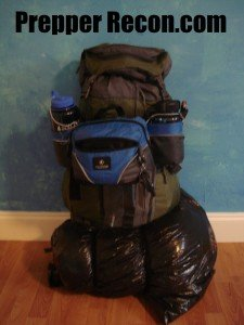 Podcast- Bug Out Bags- Prepper Recon on Midnight Patriot