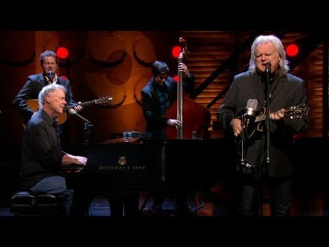 """Ricky Skaggs & Bruce Hornsby """"The Way It Is"""""""