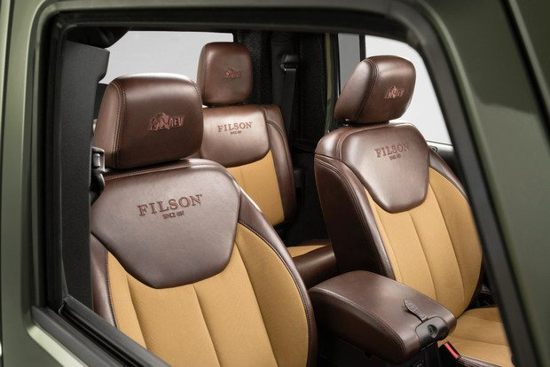 Filson Special Edition Jeep