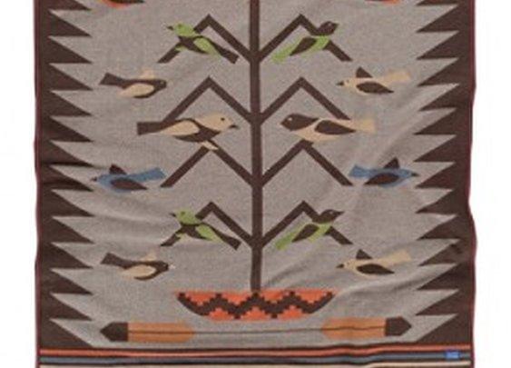 Pendleton Woolen Mills: TREE OF LIFE BLANKET