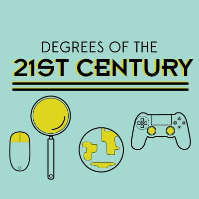 Degrees of the 21st Century