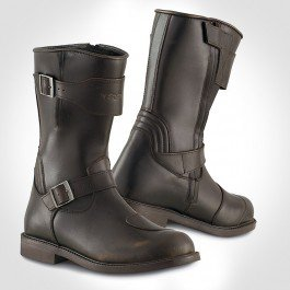 STYLMARTIN LEGEND R BOOTS - BROWN - Urban Rider London
