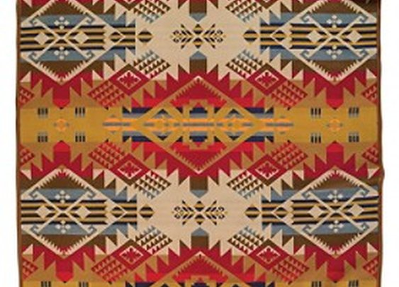 Pendleton Woolen Mills: JOURNEY WEST BLANKET