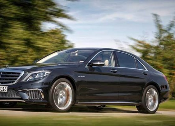 2015 Mercedes-Benz S65 AMG Revealed