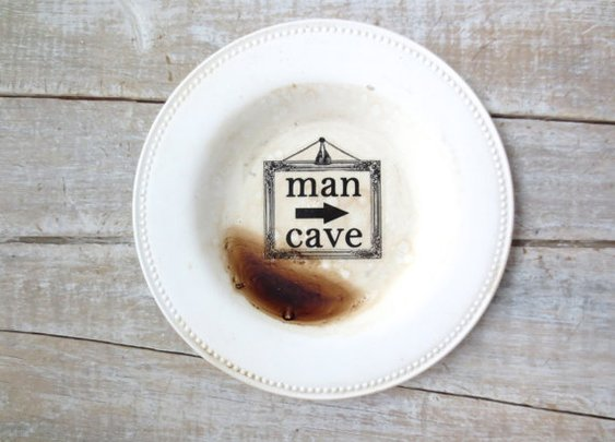 Man Cave Decor // Rustic  Man Cave Sign // Rustic Eco by SweetMeas
