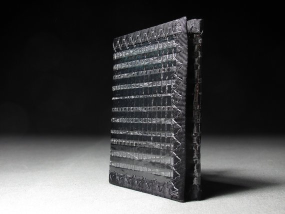 Mens Wallet  Carbon Fiber and Kevlar Trifold ID by RAGGEDedgeGear