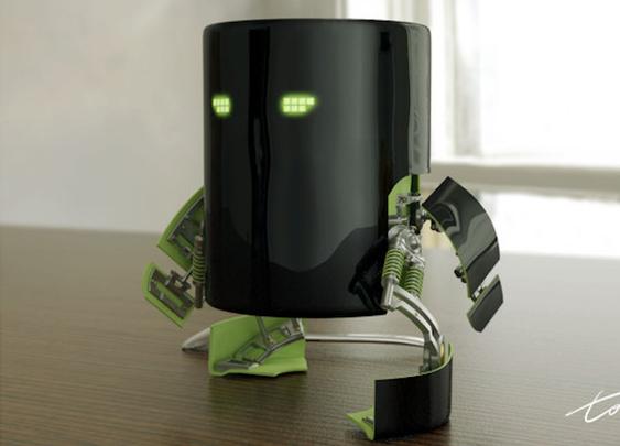 Meet The Cybermug