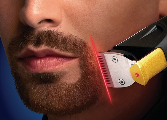 Philips Introduces a Beard Trimmer With a Built-In Laser Guide For Precision Shaving