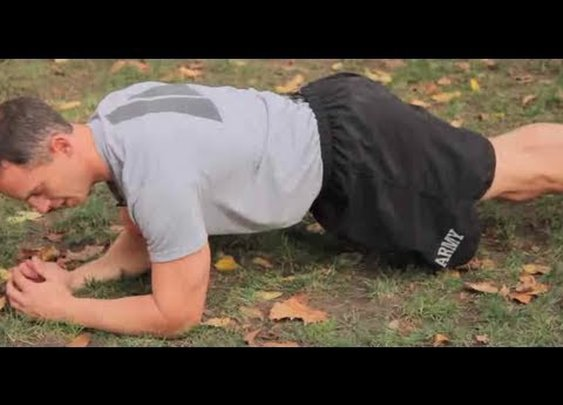 How to Increase Push-Ups by 400%   Boot Camp